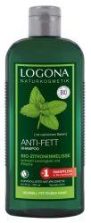 Logona Citromfű sampon zsírosodó hajra 250 ml