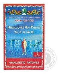 Dr. Chen Herbal Cure Fájd.Csillapító Hőttapasz 2 db