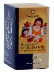 Sonnentor Bio Annus néni almás rétes teája - filteres 45 g