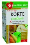 Naturland Gyümölcstea Körte-Citromfű 20 db filter