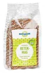 Biorganik csíráztatáshoz Bio retekmag 200 g