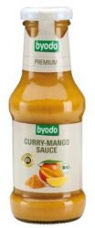 Byodo Bio Szósz, curry-mangó 250 ml