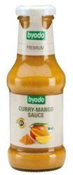 Byodo Bio Szósz, curry-mangó 250 ml