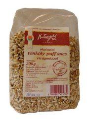 Naturgold Ökológiai tönköly puffancs virágmézzel 200 g
