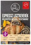 Szafi Free Lisztkeverék Expressz 1000 g