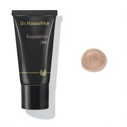 Dr. Hauschka Alapozó 03 gesztenye (Foundation 03 chestnut) 30 ml