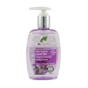 Dr. Organic Bio Levendula folyékony kézmosó 250 ml