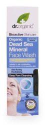 Dr. Organic Bio Holt-tengeri só, Arclemosó természetes Holt-tengeri ásványokkal 200 ml