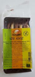 Naturbit Gluténmentes Uzsi Keksz 150 g