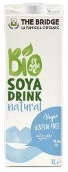 The Bridge Bio növényi ital, Szójaital natúr 1 liter