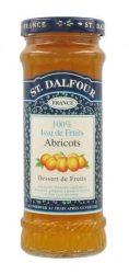St. Dalfour lekvár francia recept szerint, sárgabarack 284 g
