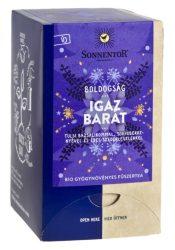 Sonnentor Bio Boldogság - Igaz barát - herbál teakeverék - filteres 27 g