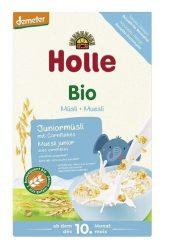 Holle Bio több magvas junior müzli kukoricapehellyel, Demeter 250 g