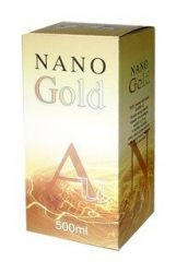 Nano Gold (régen aranykolloid néven) 500 ml