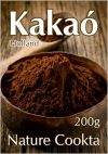 Nature Cookta Kakaópor 10-12 % 200 g