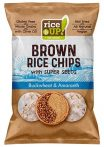 Rice Up Barnarizs Chips Hajdina-Amarant 25g