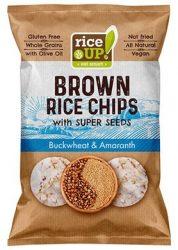 Rice Up Barnarizs Chips Hajdina-Amarant 25g