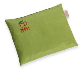 Prána párna meggymag párna bébi (zöld) 13x16 cm