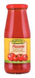 Rapunzel Bio paradicsomszósz, passzírozott paradicsom, 680 g
