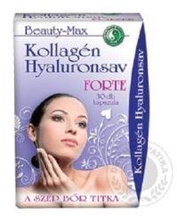 Dr. Chen Kollagén Hyaluronsav Forte Kapszula 30 db -- készlet erejéig, a termék lejárati ideje: 2022.05.24.