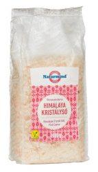 Naturganik Himalaya só durva, rózsaszín 1 kg