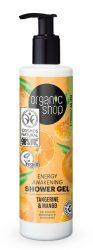 Organic Shop Ébresztő tusfürdő bio mandarin és mangó kivonattal 280 ml