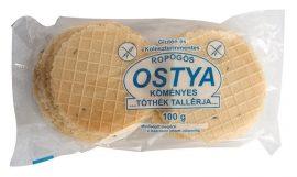 Tóthék Gluténmentes Tallérja, Köményes ropogós ostya 100 g
