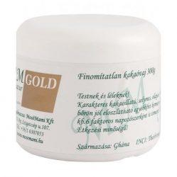 MM Gold Finomítatlan kakaó vaj 300 ml