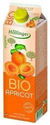 Höllinger Bio gyümölcslé sárgabarack 1 l