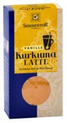 Sonnentor Bio Kurkuma-Latte Vanília -Arany tej 60 g