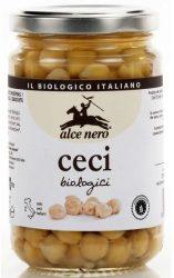 Alce Nero Bio Előfőzött Csicseriborsó 360 g