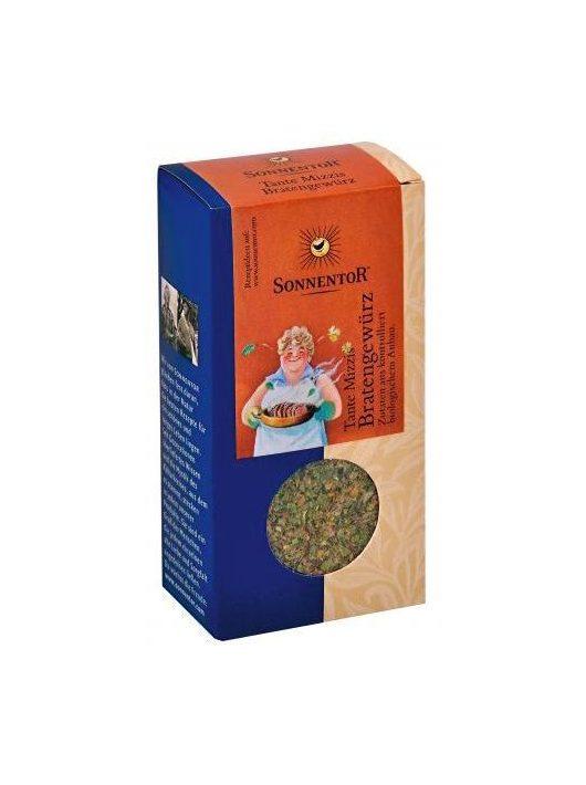Sonnentor Bio fűszerkeverékek, Mici néni sülthús fűszerkeverék 60 g