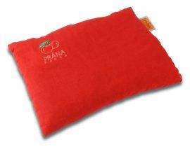 Prána párna meggymag párna (piros) 25x30 cm