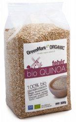 GreenMark Bio gabona, Quinoa Fehér 500 g