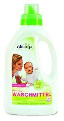 Almawin Öko folyékony általános mosószer koncentrátum (11 mosásra elegendő) 750 ml -- NetbioHónap 2019.09.26-ig 10% kedvezménnyel