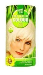 HennaPlus női tartós hajfesték, szőkítő hajfesték (00) (Long Lasting Colour, Ultra Blond)