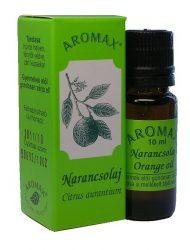 Aromax illóolaj, Narancs illóolaj (Citrus aurantium) 10 ml