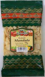 Naturfood Mandula, szeletelt 75 g