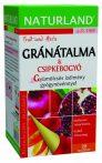 Naturland Gyümölcstea Gránátalma-Csipke 20 db filter