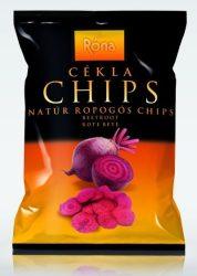 Róna Cékla Chips 40 g