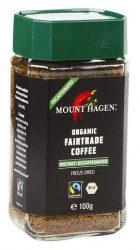 Mount Hagen Bio Kávé Koffeinmentes, Fair Trade 100 g