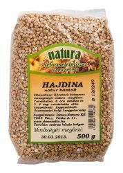 Natura Hajdina, natur, hántolt 250 g