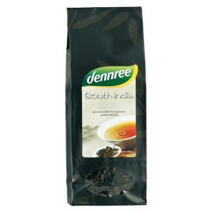 Dennree Bio South India Szálas Fekete Tea 100 g