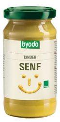 Byodo Bio mustár, Gyerek mustár 200 ml