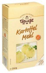 Bauckhof Bio burgonya liszt, gluténmentes (sűrítő, keményítő) 250 g