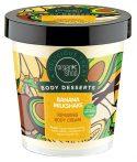 """Organic Shop """"Banán shake"""" regeneráló testápoló 450 ml -- NetbioHónap 2019.12.17-ig 10% kedvezménnyel"""