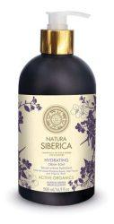 Natura Siberica Hidratáló krémszappan 500 ml