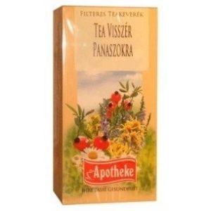 Apotheke Tea Visszér Panaszokra 20 filter