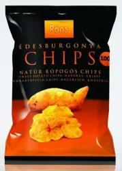 Róna Édesburgonya Chips 100 g