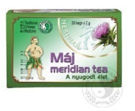 Dr. Chen Máj Meridian Tea 20 filter